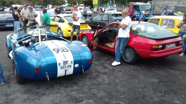 Ouvreurs sur le 2ème rallye FFSA Denis HOARAU - samedi 1er avril 2017