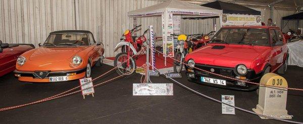 MOTOR EXPO 02 au 05 juin 2017 : stands et voitures