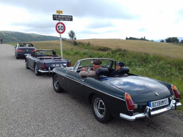 Randonnée entre Vosges et Alsace