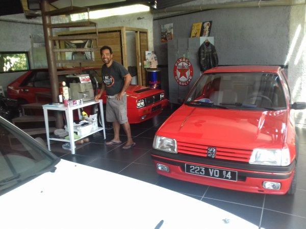 Loft ou garage ?