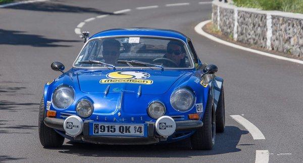 Montée Panon Historique - dimanche 10 décembre 2017 - pilotes et voitures du 4C