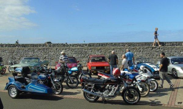 10ème tour de l'ile : départ port de Saint PIERRE