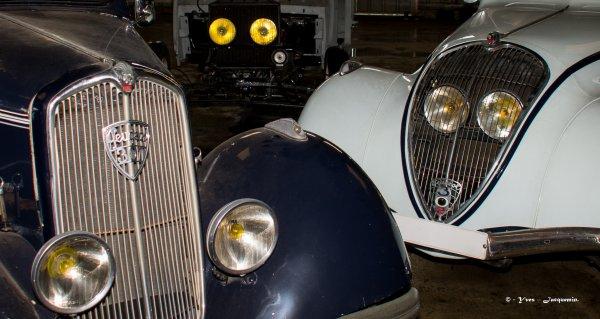 Relance Centenaire Peugeot Caillé avec notre collaboration