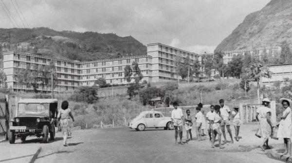 """La Réunion """"dan tan lontan"""" et en noir et blanc s'il vous plait..."""
