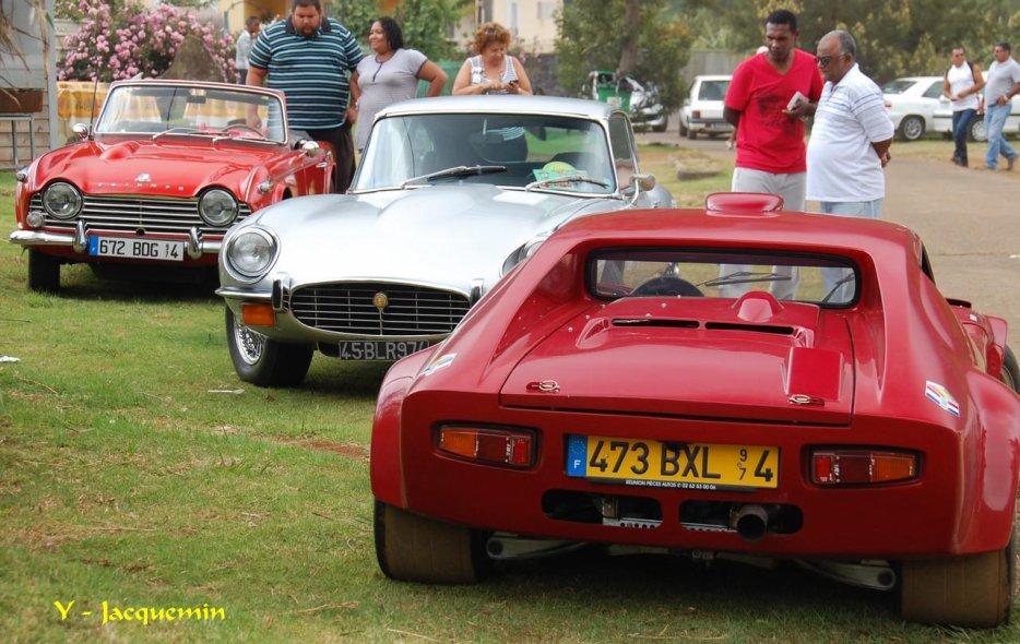 """Créole Classic Car Club  """" 4 C """""""