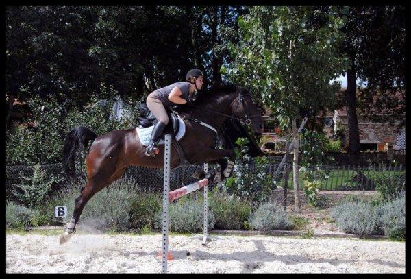 seance de saut