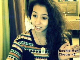 Pour Mon Chouw D'amour Rachid <3