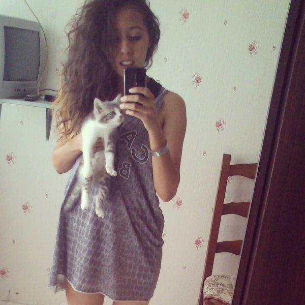 Mon chaton #Nala <3