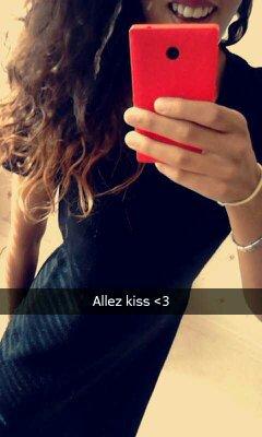 Kiss sur vos bouches :*