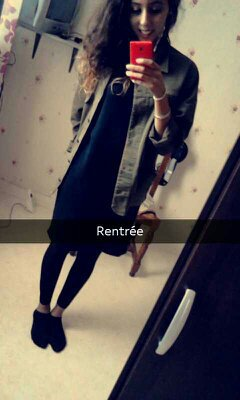 J'aime trop cette veste **-