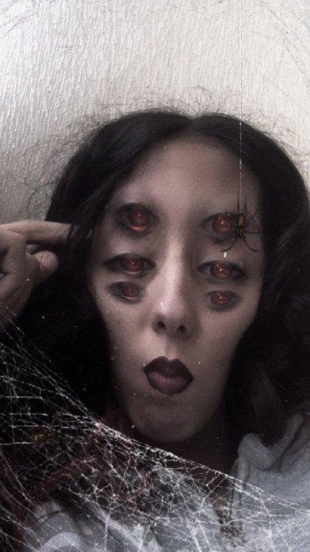 Je fais trop peur 😂