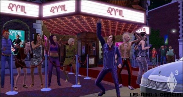 Les Nouveautés dans les Sims 3