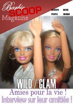 Wild et sa meilleure amie Glam