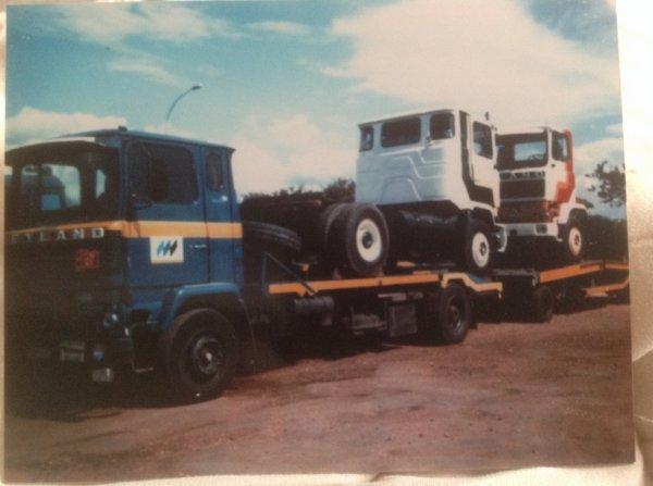 Leyland marathon 1978