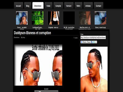 Bisness et corruption_fait son entré sur KALOTT LYRIKAL LE 26 MAI 2011