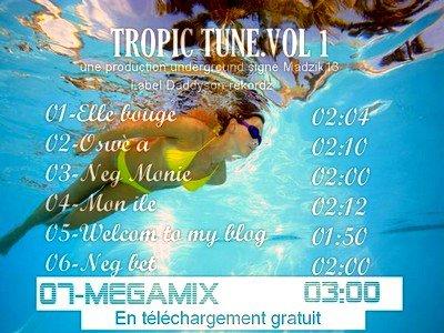 ALBUM-TROPIC TUNE vol 1