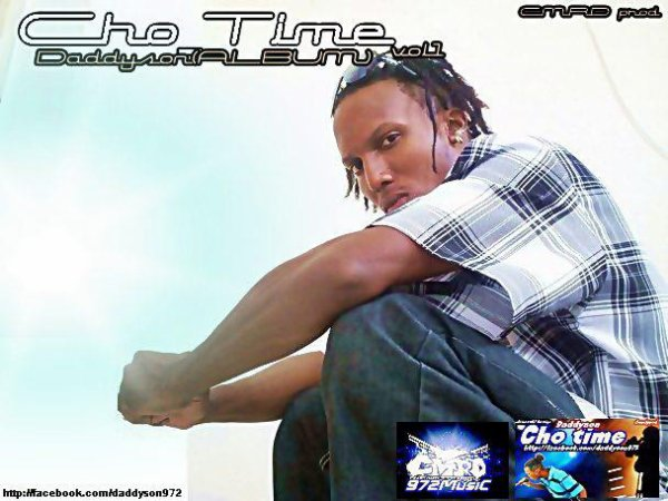 Pochette avant(Album)Cho time vol 1