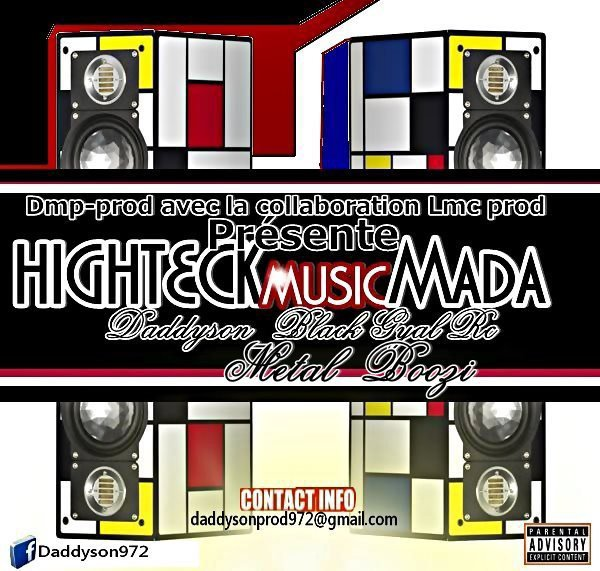 HIGHTECK/MUSIC/MADA (freetape)