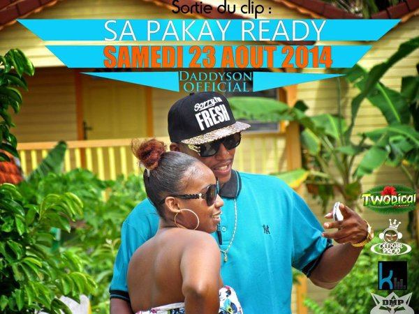 "Flyer clip "" Sa pakay ready """