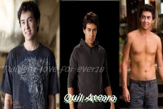 Quil Ateara - Twilight-love-for-ever18