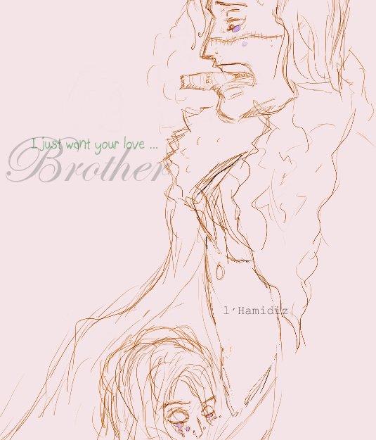 Prologue- Séparation fraternel, une nouvelle vie et des nouveaux compagnons ! Jeanne # 10 ans by l'Hamidiz