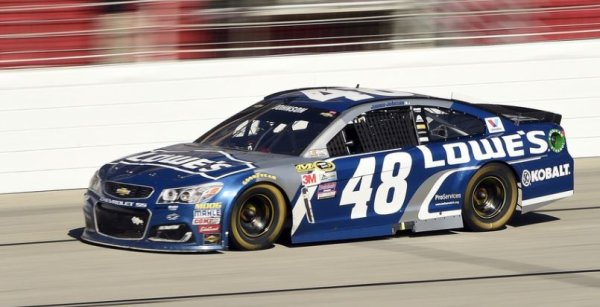 Victoire de Jimmie Johnson à Atlanta !
