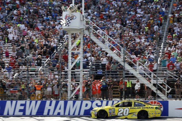 Matt Kenseth remporte la victoire dans le New Hampshire !