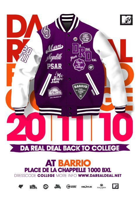 20.11.10 DA REAL DEAL - BACK TO COLLEGE