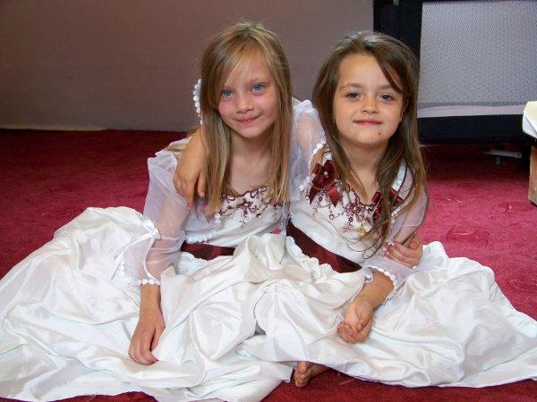 les robes des princesses pour notre mariage
