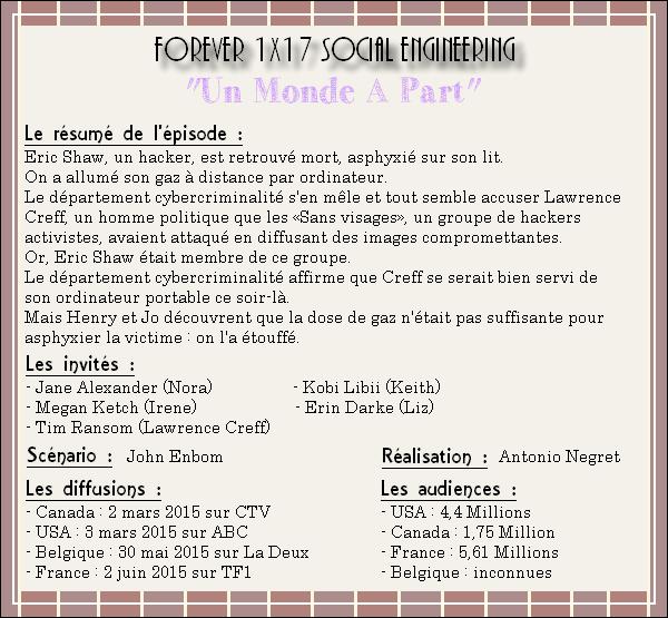 Episode 17 ~ Social Engineering