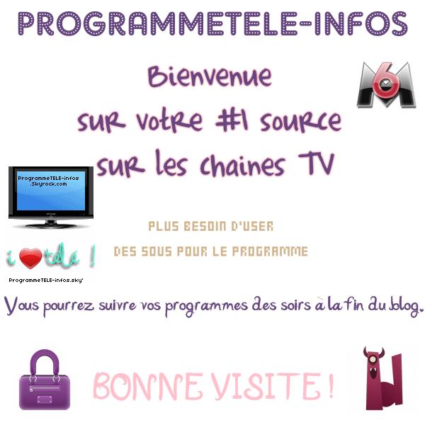 ProgrammeTELE-infos.skyrock.com