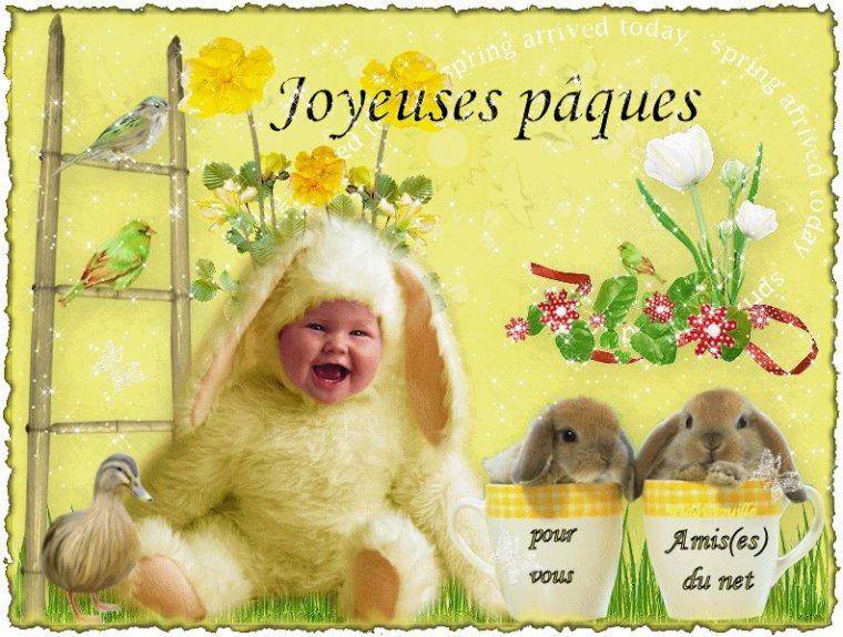 Bon week end de Pâques