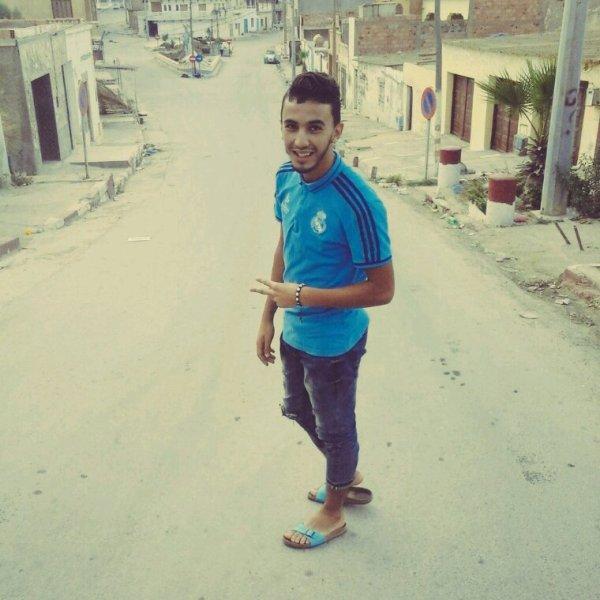 Ibrahim Haddou ;) :*