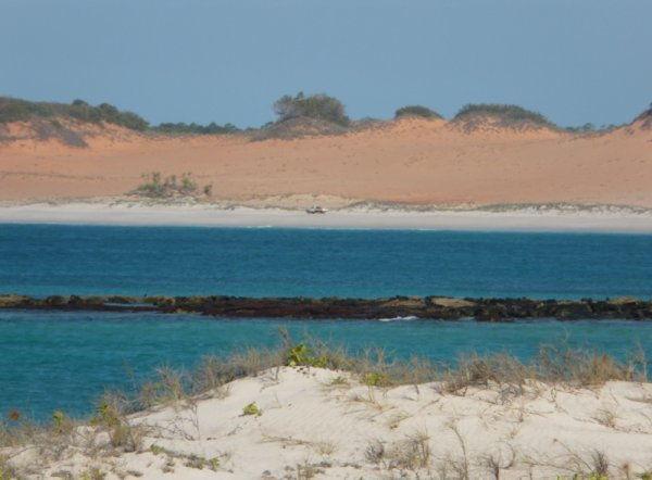 Broome et sa region