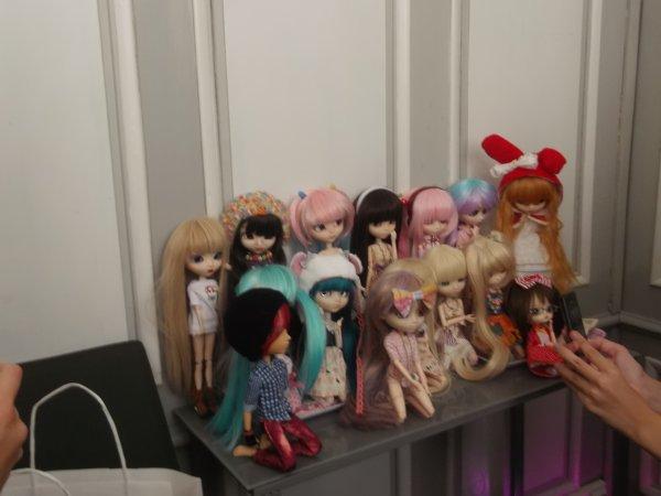 Rencontre Jolie Doll à Lille ♥