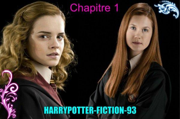 Chapitre 1 La rentrée pour Ginny et Hermione
