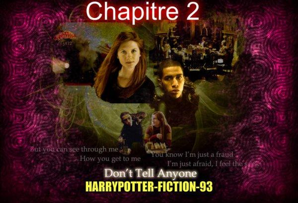 Chapitre 2: Baguarre entre Blaise et Ginny