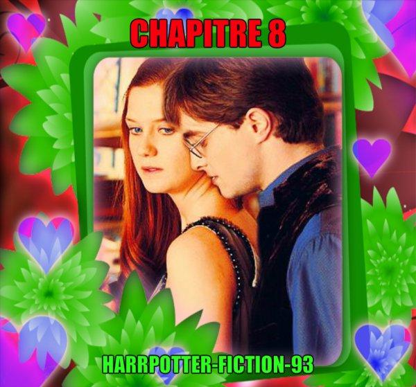 Chapitre 8:  Harry et Ginny en amoureux  (ATTENTION LEMON -16 ans)