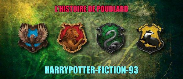 L'histoire de Poudlard
