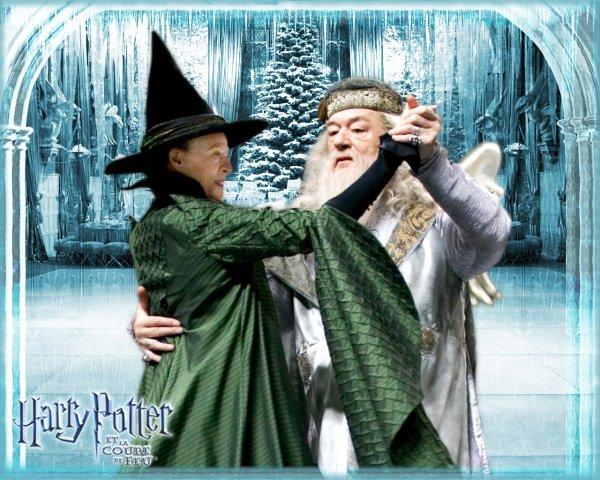 Le bal (musique de Harry Potter et la coupe de feu) (l)