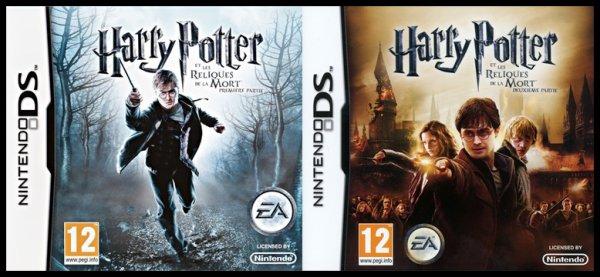 Harry Potter les reliques de la mort partie 1 et 2