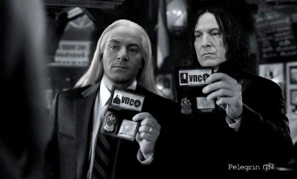 Severus et Lucius