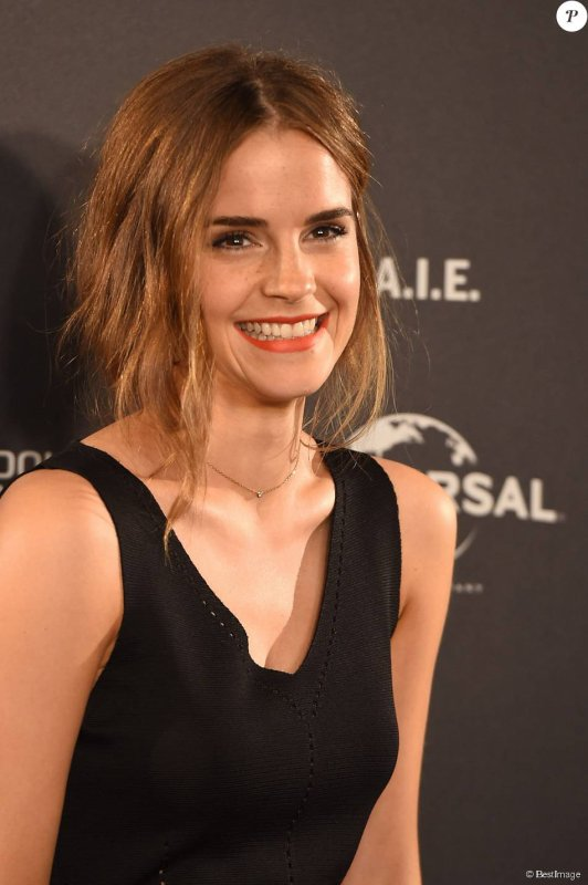 Emma Watson à va y ce faire Kidnapping