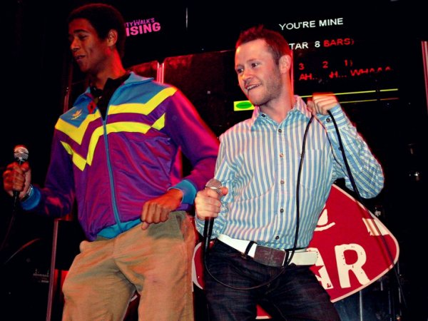 Dean et Seamus