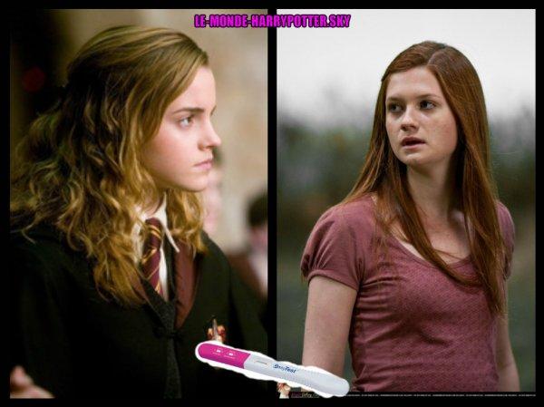 Chapitre 18 Une nouvelle chose pour Ginny Weasley.