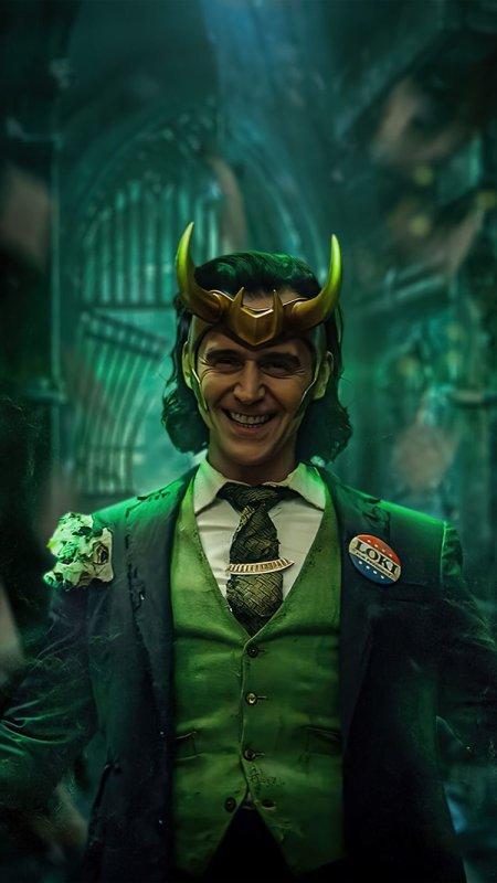 King Loki 👑💚