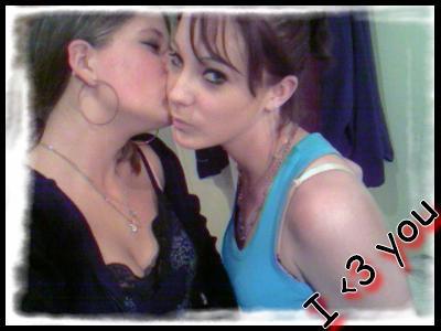 Elle ♥ Moi............ Parce que Elle, je l'♥