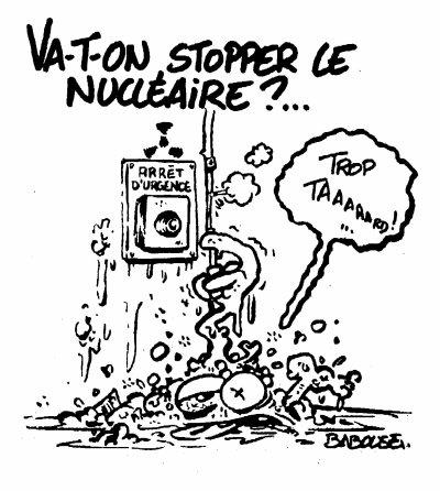 Le nucleaire et la radioactivité.... =)