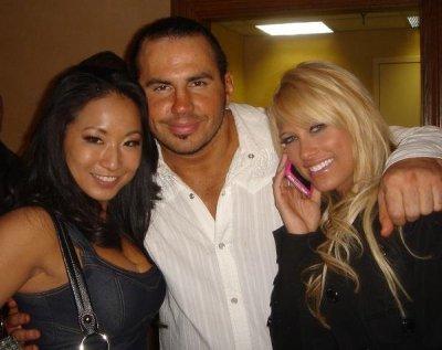 Matt Hardy , Gail Kim et Kelly Kelly