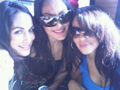 Les 2 Soeur Bella et Layla